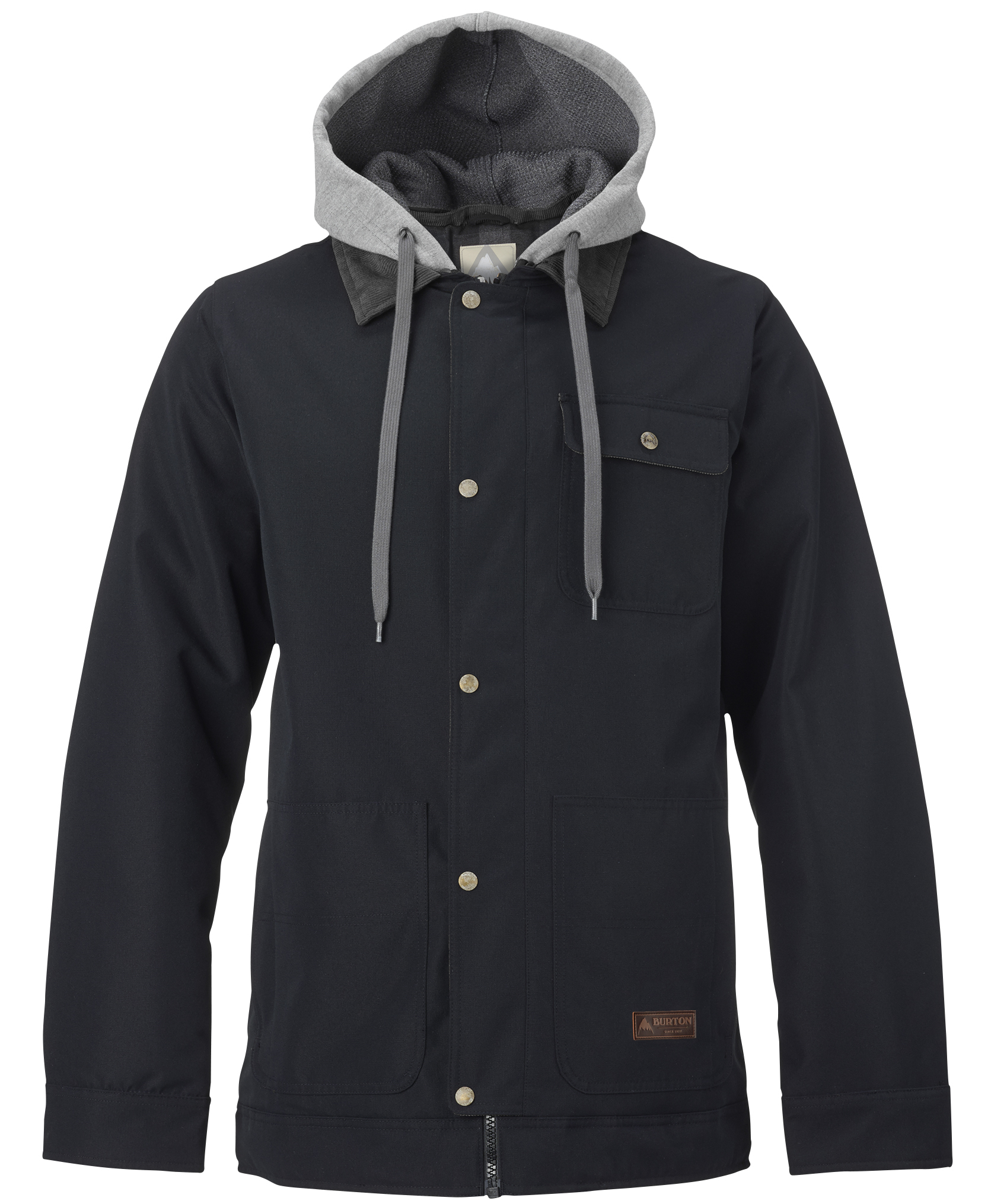 DUNMORE JACKET BLACK 18H