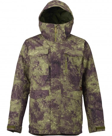 COVERT JACKET 18H