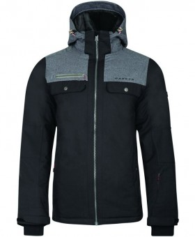 DESCANT JACKET BLACK 18H
